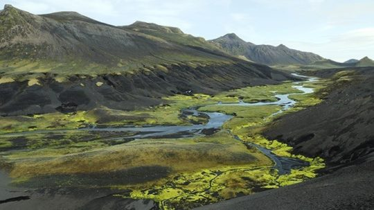Grands Explorateurs Islande